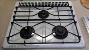 キッチンのハウスクリーニングを川崎市高津区久末にて【清掃事例43】