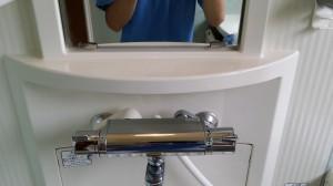 お風呂(浴室)のハウスクリーニングを川崎市中原区下新城にて【清掃事例32】