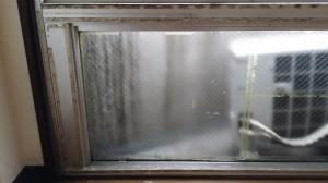 ガラスサッシのハウスクリーニングを川崎市高津区久末にて【清掃事例42】