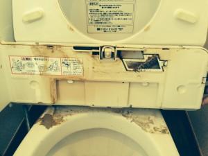 トイレのハウスクリーニングを横浜市神奈川区栄町にて【清掃事例26】
