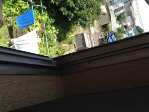 ガラスサッシのハウスクリーニングを川崎市宮前区宮前平にて【清掃事例45】