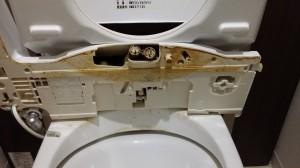 トイレのハウスクリーニングを川崎市中原区井田杉山町にて【清掃事例48】