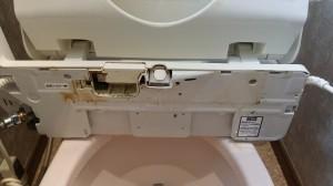 トイレのハウスクリーニングを横浜市鶴見区北寺尾にて【清掃事例65】