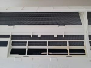 エアコンのハウスクリーニングを川崎市中原区新城にて【清掃事例66】