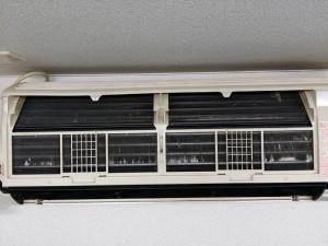 エアコンのハウスクリーニングを川崎市宮前区土橋にて【清掃事例71】