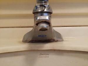 洗面のハウスクリーニングを川崎市麻生区上麻生にて【清掃事例72】
