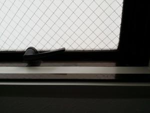 ガラスサッシのハウスクリーニングを横浜市鶴見区市場上町にて【清掃事例90】
