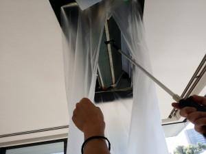 エアコン(天カセ)のハウスクリーニングを川崎市麻生区下麻生にて【清掃事例103】
