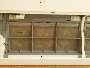 エアコンのハウスクリーニングを川崎市高津区子母口にて【清掃事例113】