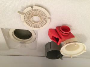 お風呂(浴室)のハウスクリーニングを川崎市宮前区土橋にて【清掃事例82】