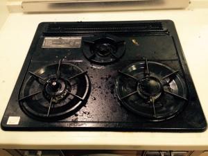 キッチンのハウスクリーニングを横浜市鶴見区駒岡にて【清掃事例166】