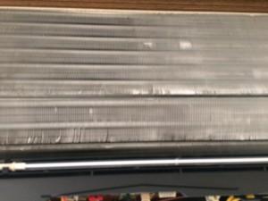 エアコンのハウスクリーニングを川崎市川崎区下並木にて【清掃事例148】