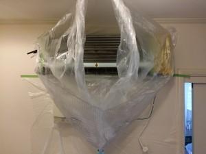 エアコンのハウスクリーニングを川崎市中原区苅宿にて【清掃事例146】