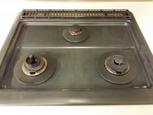 キッチンのハウスクリーニングを川崎市幸区下平間にて【清掃事例123】