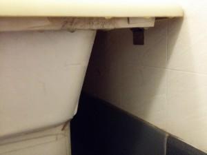お風呂(浴室)のハウスクリーニングを横浜市鶴見区寺谷にて【清掃事例132】
