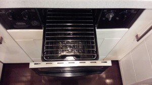 キッチン(グリル)のハウスクリーニングを川崎市中原区大倉町にて【清掃事例156】