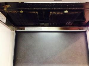 レンジフードのハウスクリーニングを横浜市金沢区富岡西にて【清掃事例124】