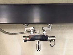 お風呂(浴室)のハウスクリーニングを横浜市港北区篠原北にて【清掃事例155】