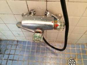お風呂(浴室)のハウスクリーニングを横浜市神奈川区羽沢町にて【清掃事例136】