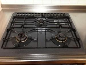キッチンのハウスクリーニングを川崎市多摩区登戸にて【清掃事例167】