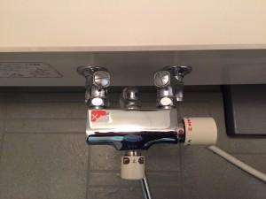 お風呂(浴室)のハウスクリーニングを川崎市川崎区中瀬にて【清掃事例203】