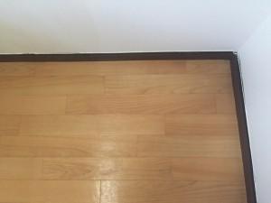 床(フローリング)のハウスクリーニングを川崎市幸区古市場にて【清掃事例201】