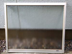ガラスサッシのハウスクリーニングを川崎市多摩区栗谷にて【清掃事例199】