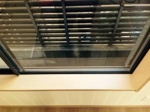 ガラスサッシのハウスクリーニングを川崎市宮前区菅生にて【清掃事例208】