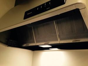 レンジフードのハウスクリーニングを川崎市高津区北見方にて【清掃事例185】