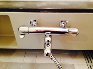 お風呂(浴室)のハウスクリーニングを横浜市青葉区若草台にて【清掃事例180】