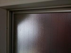 ガラスサッシのハウスクリーニングを川崎市中原区木月にて【清掃事例264】