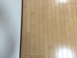 フローリングのハウスクリーニングを川崎市中原区中丸子にて【清掃事例237】