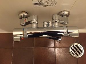 お風呂(浴室)のハウスクリーニングを横浜市中区石川町にて【清掃事例245】