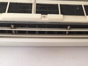 エアコンのハウスクリーニングを川崎市多摩区菅馬場にて【清掃事例248】