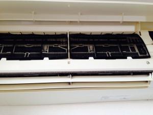 エアコンのハウスクリーニングを川崎市麻生区南黒川にて【清掃事例241】