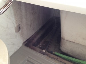 お風呂(浴室)のハウスクリーニングを横浜市港北区錦が丘にて【清掃事例275】