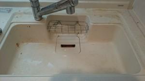 キッチンのハウスクリーニングを川崎市高津区千年にて【清掃事例284】