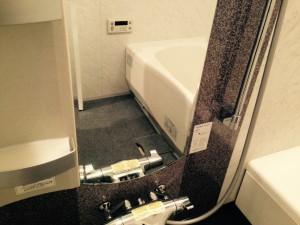 お風呂(浴室)のハウスクリーニングを横浜市都筑区中川中央にて【清掃事例272】