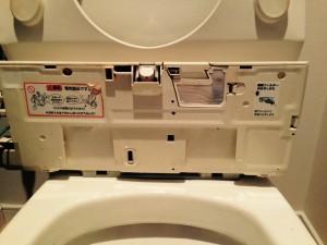 トイレのハウスクリーニングを川崎市幸区都町にて【清掃事例291】