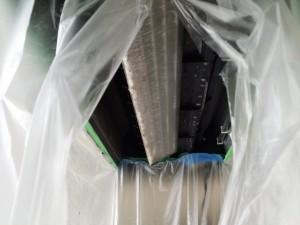 エアコン(天カセ)のハウスクリーニングを川崎市高津区溝口にて【清掃事例315】