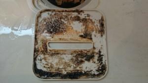 キッチン(五徳)のハウスクリーニングを川崎市中原区上丸子天神町にて【清掃事例316】