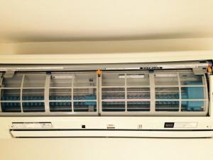 エアコンのハウスクリーニングを横浜市青葉区緑山にて【清掃事例307】