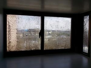 ガラスサッシのハウスクリーニングを川崎市宮前区宮前平にて【清掃事例338】