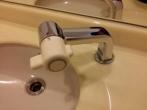 洗面所のハウスクリーニングを川崎市麻生区古沢にて【清掃事例343】