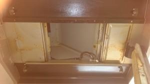レンジフードのハウスクリーニングを川崎市川崎区砂子にて【清掃事例320】