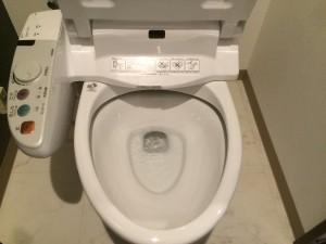 トイレのハウスクリーニングを横浜市都筑区中川にて【清掃事例327】