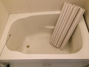 お風呂(浴室)のハウスクリーニングを川崎市宮前区犬蔵にて【清掃事例328】