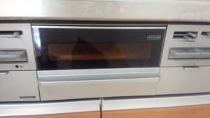 キッチン(グリル)のハウスクリーニングを川崎市多摩区生田にて【清掃事例352】