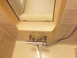 お風呂(浴室)のハウスクリーニングを横浜市港北区大曽根台にて【清掃事例323】