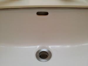 洗面所のハウスクリーニングを川崎市川崎区鈴木町にて【清掃事例395】
